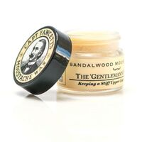 CAPT FAWCETT'S MOUSTACHE WAX 15ml SANDALWOOD